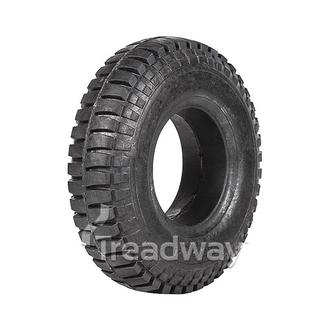 Tyre 250-4 Solid Rubber W102