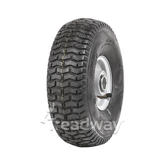 "Wheel 2.50-4"" Rim 1"" FB 11x400-4 Tyre"