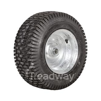 "Wheel 5.50-8"" Rim 1"" FB 18x650-8 Tyre"