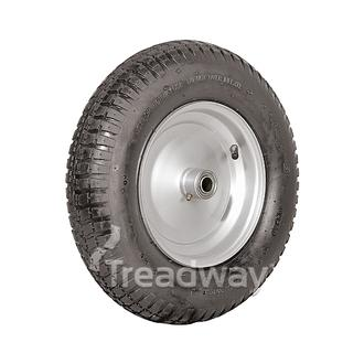 "Wheel 8"" Steel Rim ¾"" FB 480/400-8 2ply W110"