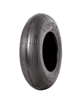 Tyre 480/400-8 2 Ply Ribbed W104