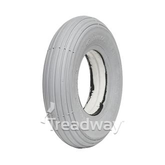 Tyre 200x50 Grey Solid PU Fill W2802PU (C179)