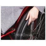 Wheel Chair Push Rim Soft-Motion type 22""