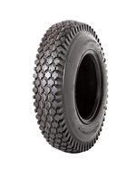 Tyre 410/350-4 4ply Grey W108 Diamond