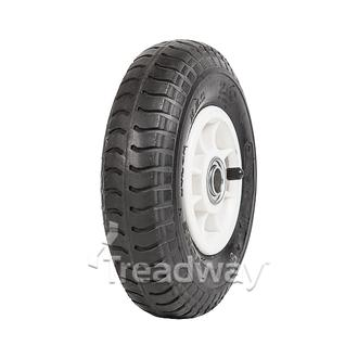 "Wheel 4"" Rim ¾"" FB 250-4 W102 Tyre"