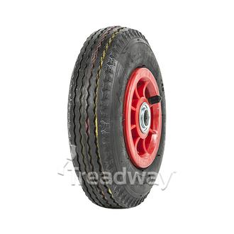 "Wheel 4"" Rim ¾"" FB 280/250-4 Tyre"