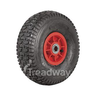 "Wheel 5"" Rim ¾"" Bush 11x400-5 Turf Tyre"