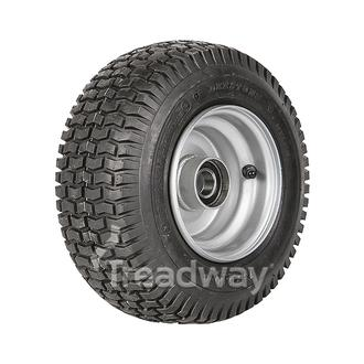 "Wheel 4.50-6"" Rim 25mm BB 13x500-6 Tyre"